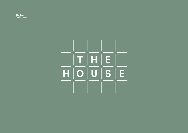 The House grafisk manual